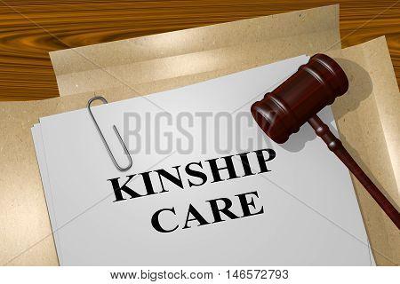 Kinship Care - Legal Concept