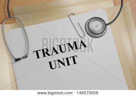 Trauma Unit Concept