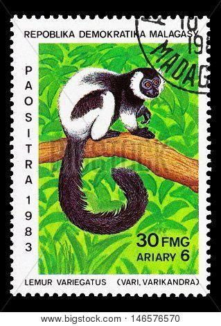 Malagasy - Circa 1983