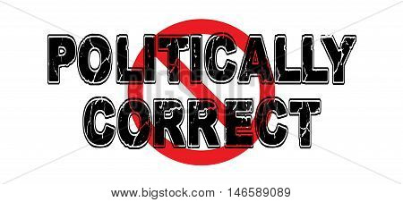 Ban the politically correct a social construct that prohibits and shames free speech.