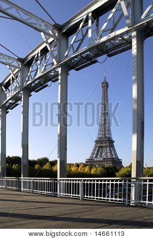 Eiffel Tower of Paris
