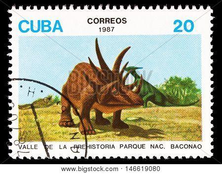 Cuba - Circa 1987