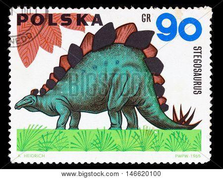 Poland - Circa 1965