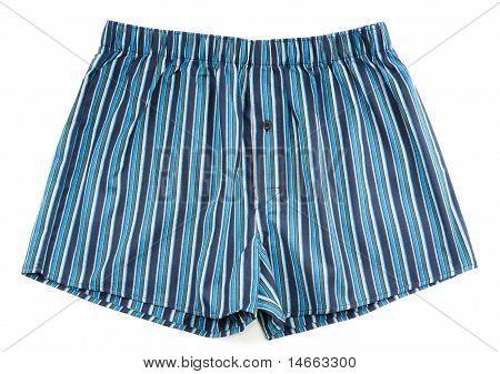 Men's Striped Pants