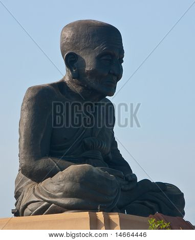 Thai Buddhist Saint/monk