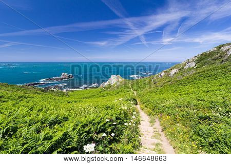 Island of Guernsey, British Channel Islands, UK