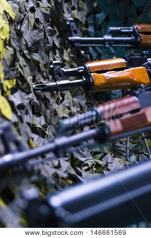 Assault Automatic Rifles