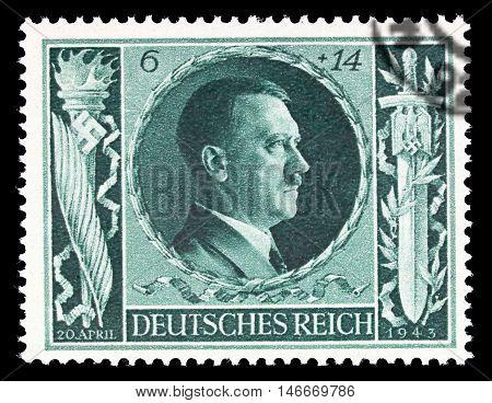 German Reich - Circa 1943