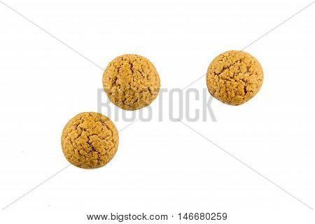 Ginger Cookies Called Pepernoten