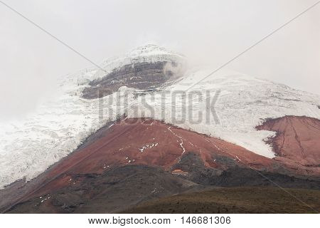 This photo is about the Cotopaxi Volcano in Ecuador.