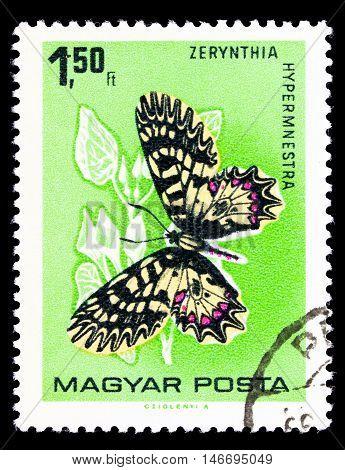 Hungary - Circa 1959