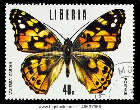 Liberia - Circa 1980