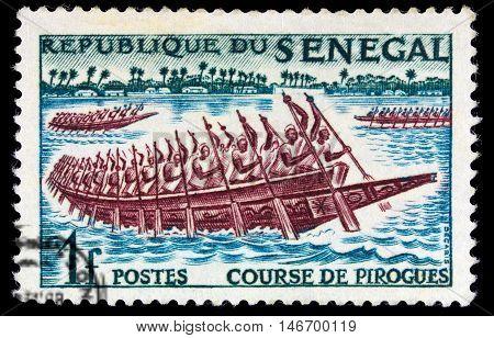 Senegal - Circa 1961