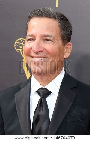 LOS ANGELES - SEP 10:  Bruce Rosenblum at the 2016 Creative Arts Emmy Awards - Day 1 - Arrivals at the Microsoft Theater on September 10, 2016 in Los Angeles, CA