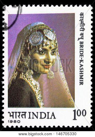 India - Circa 1980