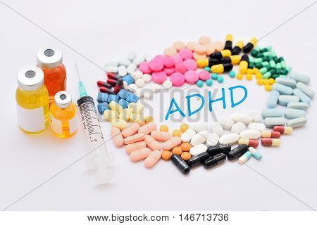 Drugs for Attention Deficit Hyperactive Disorder (ADHD)