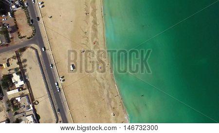 Dubai  beach ,