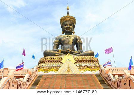 Pechabura buddhist park -Public travel location in Phetchabun,Thailand