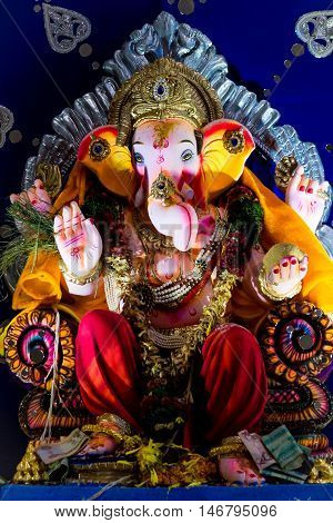 Ganesh Chaturthi Mahotsav Festival Seasion 2016 celebration