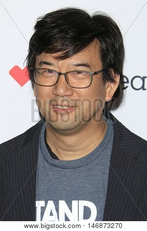 LOS ANGELES - SEP 9:  Cassian Yee at the 5th Biennial Stand Up To Cancer at the Walt Disney Concert Hall on September 9, 2016 in Los Angeles, CA