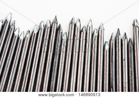 Tool, Metal, Iron, Background, Steel, Nail, Metallic