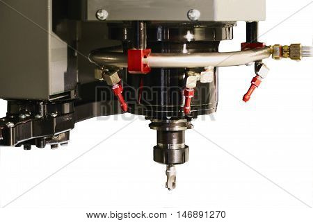 The cooling system of the cutting tool in the modern treatment of metal ensures the long service life of the cutting tool