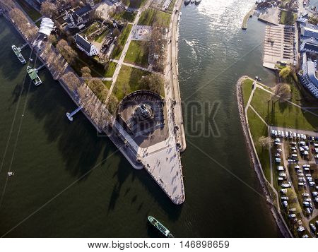Koblenz City Germany with historic German Corner where Rhine and moselle flow together 4