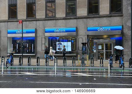 Citibank Branch