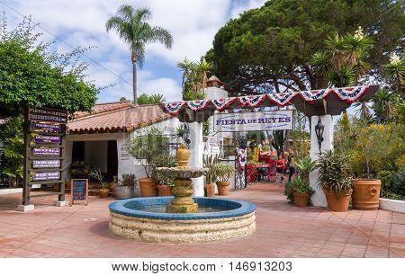 Fiesta De Reyes At Old Town San Diego State Historic Park