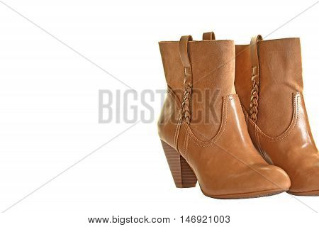 Fashionable Woman's Boots