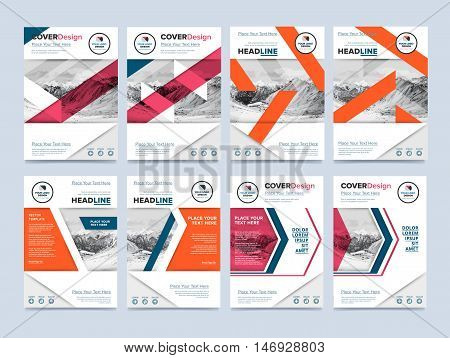 Brochure design. Creative brochure design. Business template of brochure or flyer. Annual report design. Flyer design. Brochure layout. Colorful brochure design template. Brochure cover design template. Layout of brochure design. Brochure template. Flyer.
