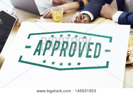 Approved Analysis Business Meeting Concept