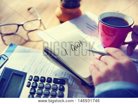 Contact Assistant Good Job Concept