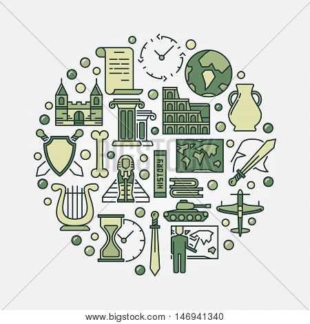 World History Vector Photo Free Trial Bigstock