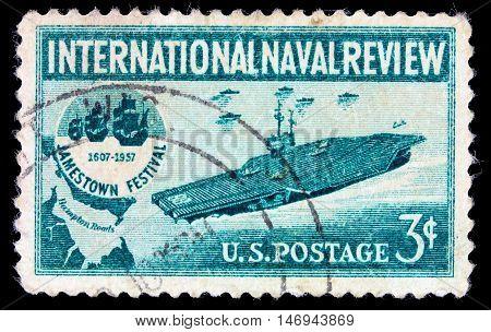 United States - Circa 1957