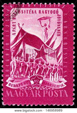Hungary - Circa 1950