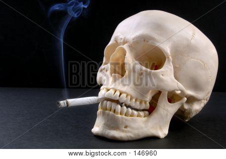 Smoker-skull