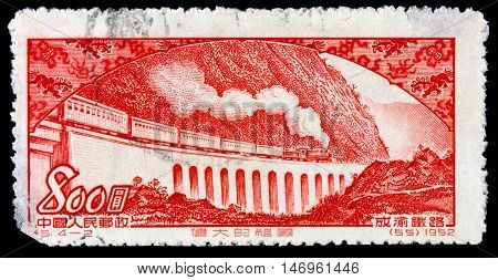 China - Circa 1952