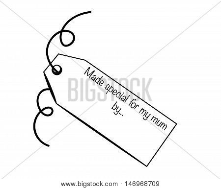 Mum Happy Mothers Day Special Gift Tag