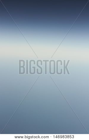 Blue sky stratosphere background colour gradient in vertical 3:2 format.