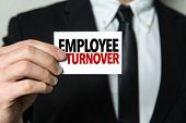 Employee Turnover poster