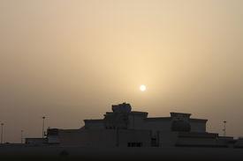 Sunrise In Saudi Arabia