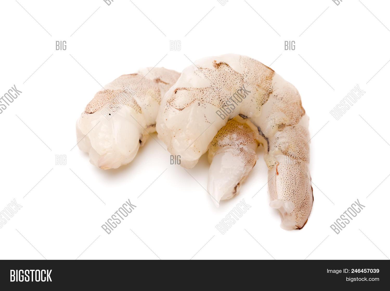 Raw Jumbo Shrimp On Image Photo Free Trial Bigstock