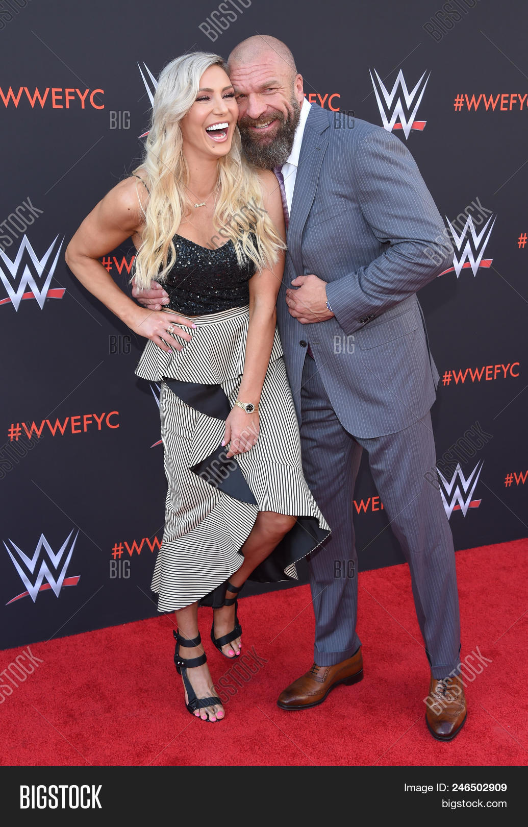 Wwe who dating is charlotte Charlotte Flair