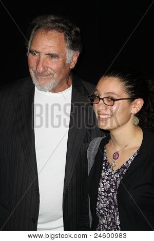 "NEW YORK - OCTOBER 24: Judd Hirsch attends the premiere of ""Tower Heist"" at the Ziegfeld Theatre on October 24, 2011 in New York City."