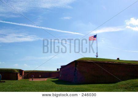Fort Mchenry Landscape
