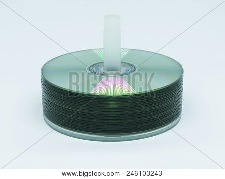 Cd Rom Dvd Storage Discs Are Becoming Old School And Might Become Extinct Soon.