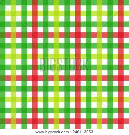 Happy New Year. Seamless Colored Pattern. Background. Abstract Geometric Wallpaper Of The Surface. P