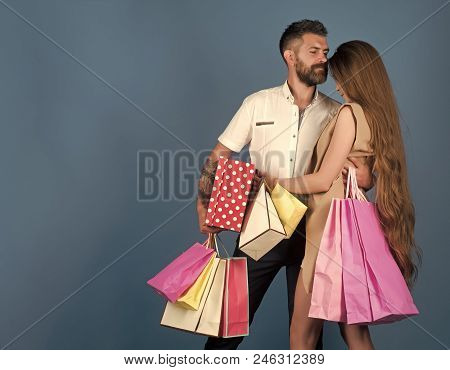 Women's And Men's Sale. Shopping And Sale.