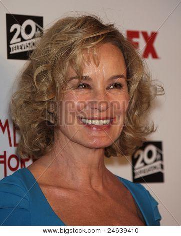 LOS ANGELES - JAN 16:  Jessica Lange arrives to the